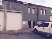 Industrial Bay - West End - Available October 1,