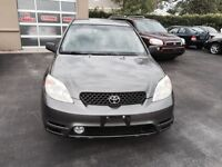 2004 Toyota Matrix Sedan Comes with Safety and Etest!!