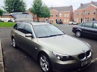 BMW 5 Series 520d Estate Touring Automatic