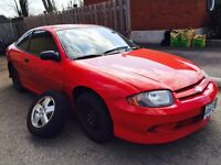 Chevy cavalier certified and etest