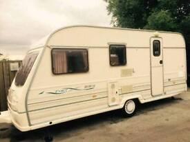 Abbeydale caravan