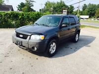 FORD ESCAPE 2005 4x4