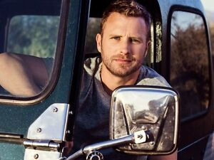 100 level pair for London show Dierks Bentley