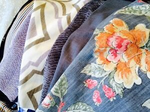 FABRIC REMNANT SALE!