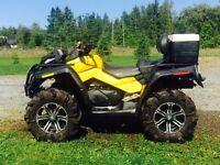 2011 can am XMR 800