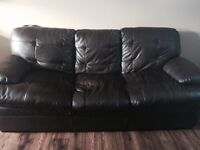 Couch and love seat $800 obo