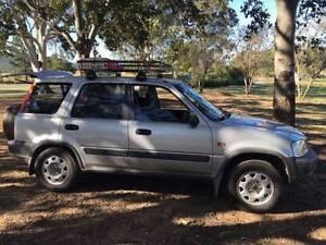 1998 Honda CR-V Wagon Camper-ready + includes gear Highett Bayside Area Preview