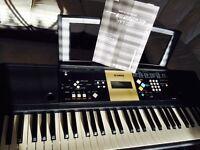 Yamaha digital keyboard