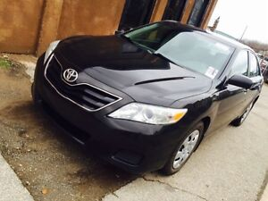 2011 Toyota Camry LE CERTIFIED ETESTED