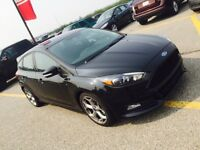 2015 Focus ST only $336/month