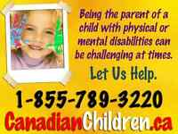 If your child has Physical or Mental Disabilities, We Can Help!