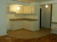 NDG 3 1/2 $600 Heating, hot water included. Bright semi-basement
