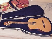 Fender CG-5 classical guitar 250 obo