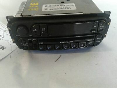 Audio Equipment Radio Am-fm-integral 6 CD Changer Fits 05-06 08-10 VIPER 667912