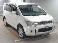2007 (07) MITSUBISHI DELICA D5 G Switchable 4x4 4WD Automatic 8 Seater MPV