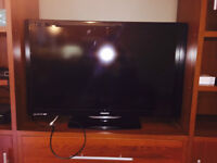 FURNITURE MUST SELL FAST !! TV, TV stand, Cabinet, Couch