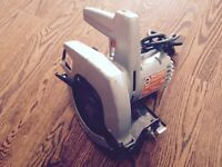 Electric Saw Black and Decker