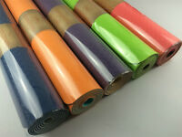 Premium Yoga Mats(1/4 Inch) Perfect for all mat Exercises!