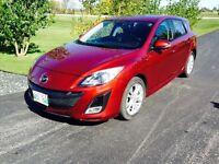 2010 Mazda 2.5 sport loaded 30000km