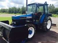 Tracteur Ford 1993