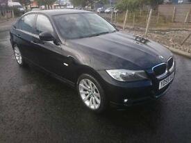 """BMW 3 SERIES 2.0 318i SE 4 DOOR SALOON 2009 """"59"""" REG 75,000 MILES"""