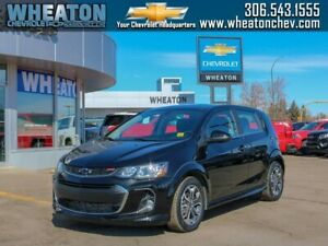 2018 Chevrolet Sonic LT *SUNROOF-REMOTE START-CAMERA*