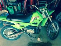 Baja 90 cc dirt bike for sale
