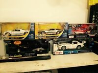 Model cars. 15 a piece or 60 for all