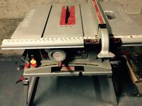 10 inch table saw craftsman
