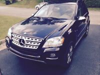 Mercedes ML 350 Bluetech encore garantie