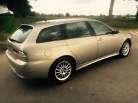 Alfa Romeo 156 T Spark (Estate) with 6 months MOT