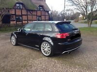 Audi rs3 replica breaking parts available
