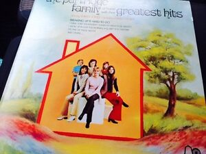 1972 the partridge family LP