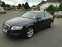 2007 AUDI A6 2.0TDI SE SATNAV TOP SPEC NEW MOT LOW MILEAGE