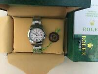 Men's Rolex Oyster Explorer Perpetual Automatic Watch