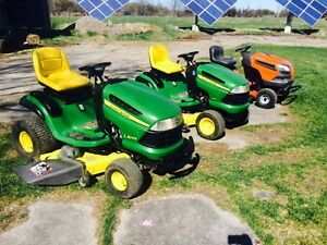 CASH for your lawn tractor or zero turn