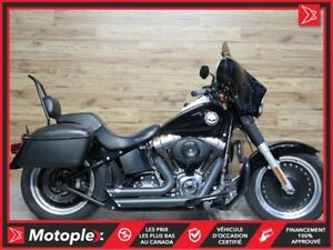 2011 Harley-Davidson FAT BOY LOW FLSTFB
