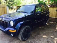Jeep Liberty Limited Edition