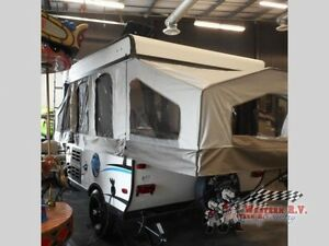 2017 Palomino Real-Lite Tent Campers 8 SE