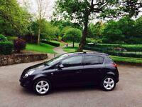 2013 Vauxhall corsa Sxi eco flex 1.2 petrol 12 month mot excellent condition .
