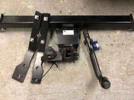 Tow Bar for a Nissan Juke