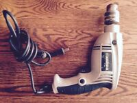 Electric Genesis and Black and Decker drill (2)