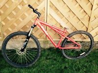 GT Chucker XS Point Two Jump / Mountain Bike Parts Fox forks for spares or repair