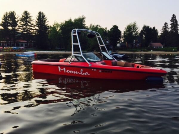 Used 1999 Moomba outback ls