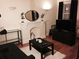 BOOKED! INCL. BILLS! CENTRAL 1bedroom flat