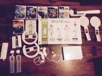 WII, games, and accessories