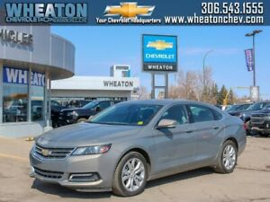 2018 Chevrolet Impala LT V6 *SUNROOF-LEATHER-REMOTE START-HEATED