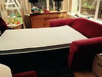 Laura Ashley Sofabed & Armchair for sale