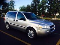2006 Chevrolet Uplander LS Loaded 7 Pass $3,800