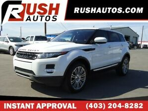 2012 Land Rover Range Rover Evoque Prestige  $169 B/W APPLY NOW